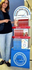 Pregunte por el display con la colección Premio Relato Cristiano para su librería o escuela.