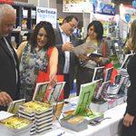 Extraordinaria acogida a los libros de Christian Editing en Expolit 2011