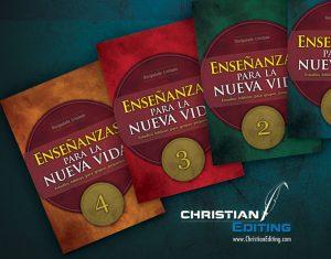 Cuatro volumenes