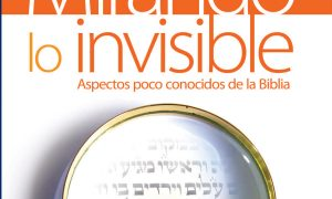 Mirando lo invisible