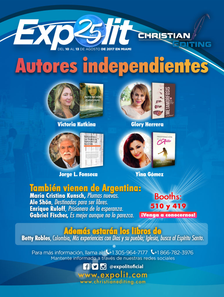 Autores Independientes en Expolit2017
