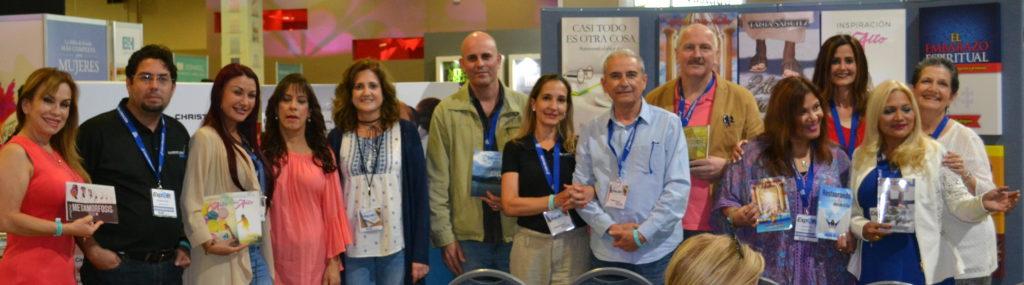 Autores en Expolit 2017