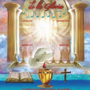 Al Dios y dueño absoluto de la gloria